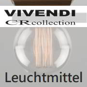 CR-Collection VIVENDI Leuchtmittel, Marke CR Collection / Vivendi